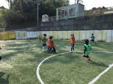 ゆるUNO 4/21(日) at UNOフットボールファーム_a0059812_18014420.jpg