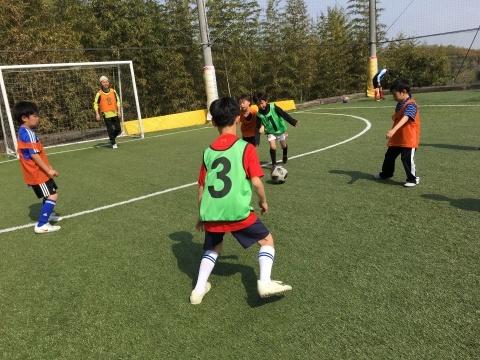 ゆるUNO 4/21(日) at UNOフットボールファーム_a0059812_18014801.jpg