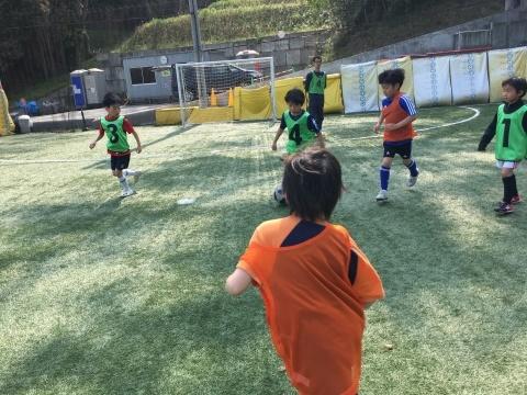 ゆるUNO 4/21(日) at UNOフットボールファーム_a0059812_18015244.jpg