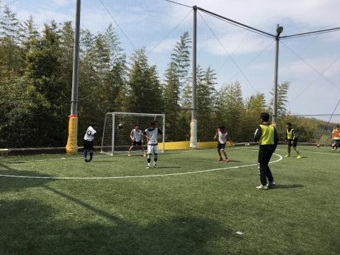 ゆるUNO 4/21(日) at UNOフットボールファーム_a0059812_18111185.jpg