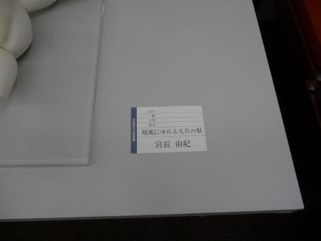 創作人形科マスターコースOG 宮長由紀さん 第58回現代工芸美術展レポート_b0107314_12364185.jpg