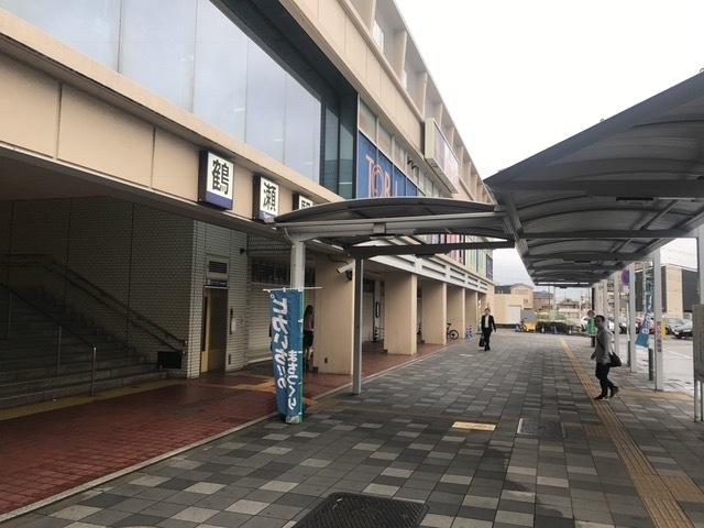 林いさお通信160号鶴瀬駅_d0130714_05443597.jpg