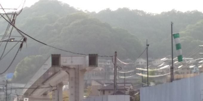 高速5号二葉山トンネル付近_e0094315_17191266.jpg