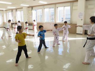 前田教室 手稲教室 新しい仲間と春期昇級審査会_c0118332_21293164.jpg