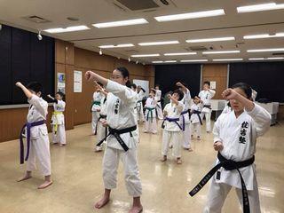 前田教室 手稲教室 新しい仲間と春期昇級審査会_c0118332_21293798.jpg