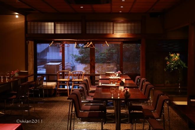 京都 DINING+CAFE&BAR 閏(うるう)~二条城の近くで夜ごはん~_e0227942_22190897.jpg