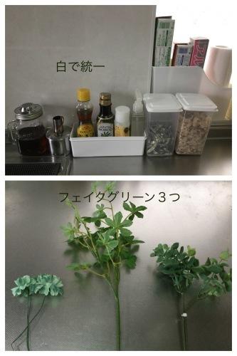 セリアのキッチングッズ & 紫陽花・ざる菊_a0084343_13001207.jpeg