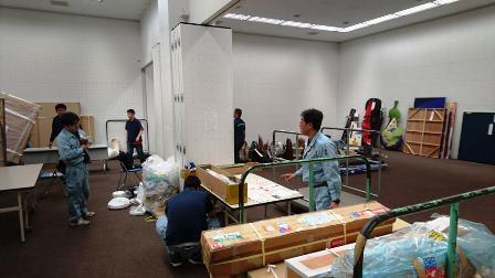 作業日誌(第58回日本現代工芸美術展搬入作業)_c0251346_10380451.jpg