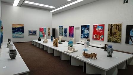 作業日誌(第58回日本現代工芸美術展作品展示作業)_c0251346_14173252.jpg