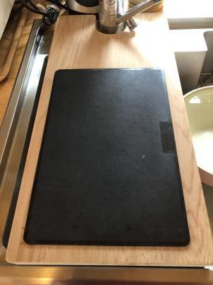 夫がまな板を作ってくれた_c0341450_11031089.jpg
