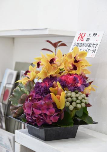 2019.4.24(水)〜4.29(月) 上野比佐子・兼未希恵 二人展 @ 1~2 日目_e0272050_16272905.jpg