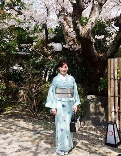 北野をどり・久子さまと多津子さま・水色のコーディネイト。_f0181251_16103248.jpg