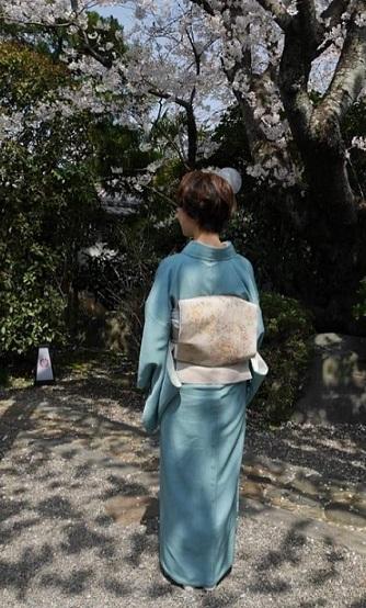 北野をどり・久子さまと多津子さま・水色のコーディネイト。_f0181251_16181062.jpg