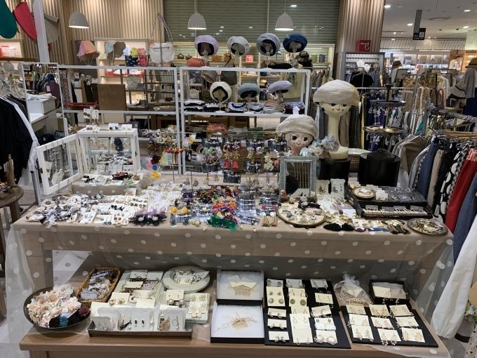 川西阪急百貨店・オハコバコPOP UP SHOP終了致しました_f0162263_22520058.jpeg