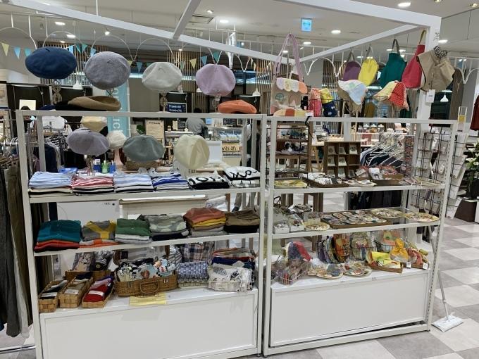 川西阪急百貨店・オハコバコPOP UP SHOP終了致しました_f0162263_22552180.jpeg