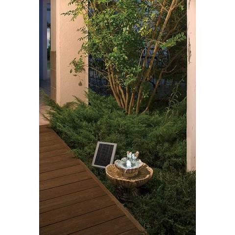 ガーデン&テラスにお勧めな噴水~❤_f0029571_00023928.jpg