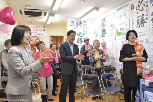 ドラマがあった清瀬・東久留米の選挙_b0190576_23050505.jpg