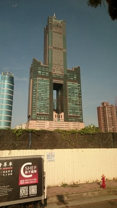高雄 85スカイタワーホテル_c0325278_09012058.jpg