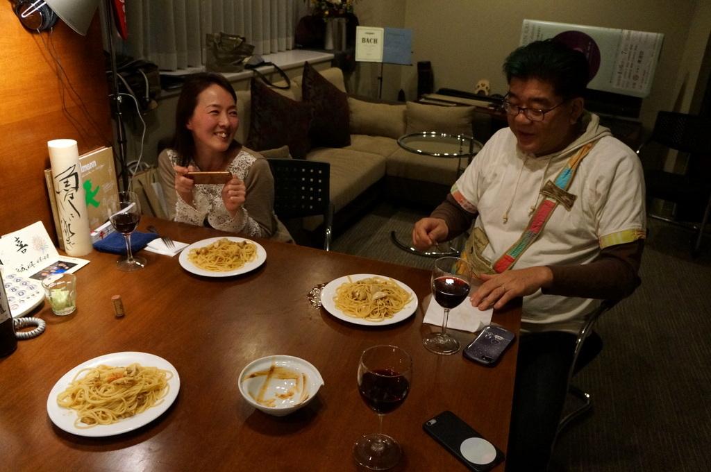 夕方からUNO夫妻と 4/15_c0180686_13465410.jpg
