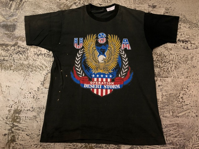 4月27日(土)マグネッツ大阪店スーペリア入荷!! #4 U.S.Military T-Shirt編! Champion & Army,USMC,USN,USAF!!_c0078587_13293757.jpg