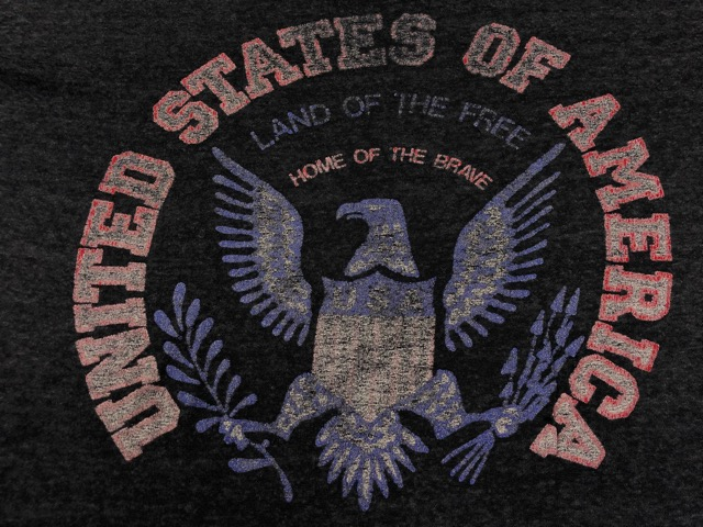 4月27日(土)マグネッツ大阪店スーペリア入荷!! #5 U.S.Old T-Shirt編! 80\'s Print & Champion、Russell!!_c0078587_14512133.jpg