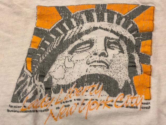 4月27日(土)マグネッツ大阪店スーペリア入荷!! #5 U.S.Old T-Shirt編! 80\'s Print & Champion、Russell!!_c0078587_14524789.jpg