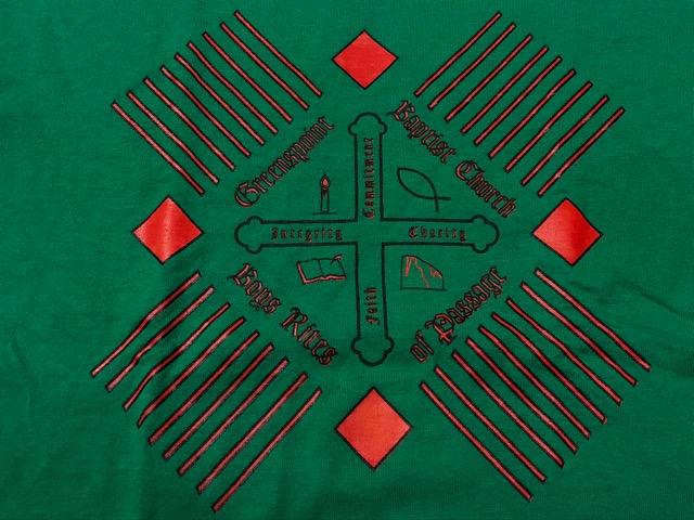 4月27日(土)マグネッツ大阪店スーペリア入荷!! #5 U.S.Old T-Shirt編! 80\'s Print & Champion、Russell!!_c0078587_14535996.jpg