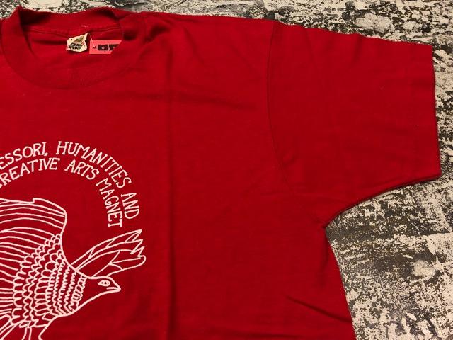4月27日(土)マグネッツ大阪店スーペリア入荷!! #5 U.S.Old T-Shirt編! 80\'s Print & Champion、Russell!!_c0078587_15121737.jpg