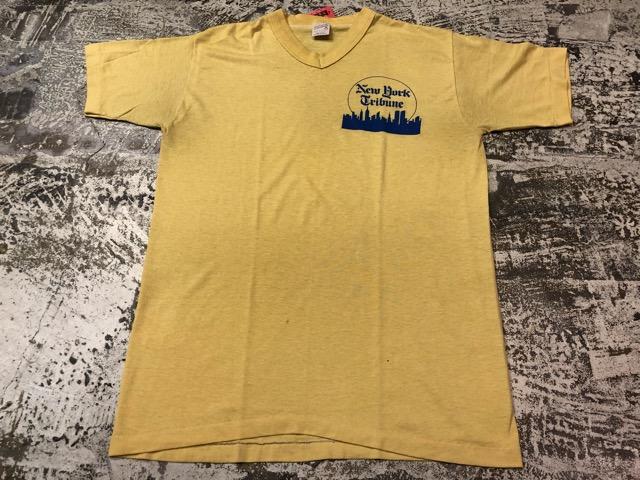 4月27日(土)マグネッツ大阪店スーペリア入荷!! #5 U.S.Old T-Shirt編! 80\'s Print & Champion、Russell!!_c0078587_15123697.jpg