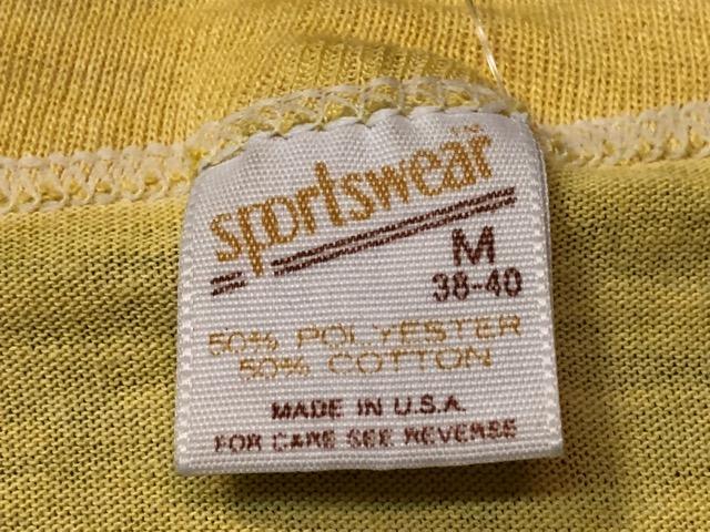 4月27日(土)マグネッツ大阪店スーペリア入荷!! #5 U.S.Old T-Shirt編! 80\'s Print & Champion、Russell!!_c0078587_15124431.jpg