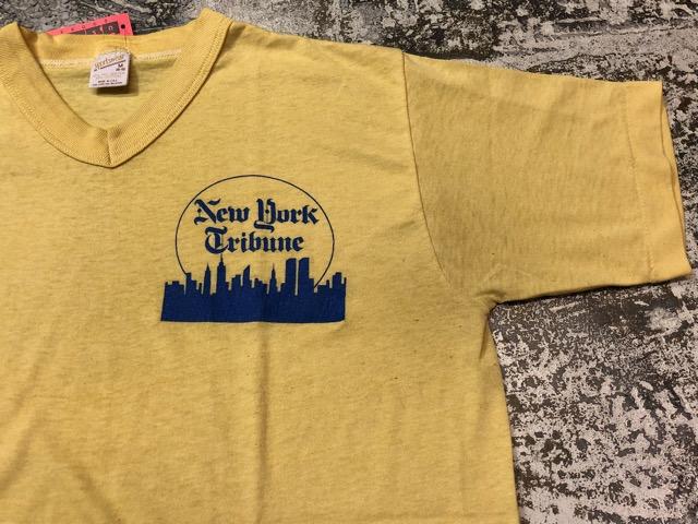 4月27日(土)マグネッツ大阪店スーペリア入荷!! #5 U.S.Old T-Shirt編! 80\'s Print & Champion、Russell!!_c0078587_15125189.jpg