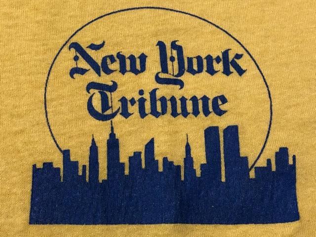 4月27日(土)マグネッツ大阪店スーペリア入荷!! #5 U.S.Old T-Shirt編! 80\'s Print & Champion、Russell!!_c0078587_1513521.jpg
