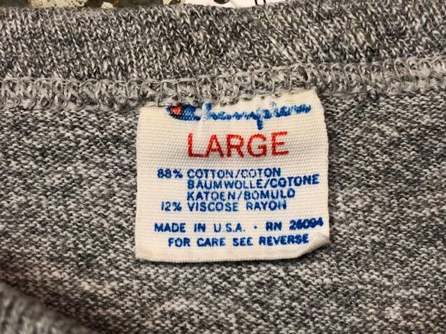 4月27日(土)マグネッツ大阪店スーペリア入荷!! #5 U.S.Old T-Shirt編! 80\'s Print & Champion、Russell!!_c0078587_15153914.jpg