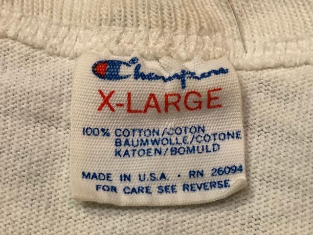 4月27日(土)マグネッツ大阪店スーペリア入荷!! #5 U.S.Old T-Shirt編! 80\'s Print & Champion、Russell!!_c0078587_1517366.jpg