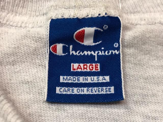 4月27日(土)マグネッツ大阪店スーペリア入荷!! #5 U.S.Old T-Shirt編! 80\'s Print & Champion、Russell!!_c0078587_15175278.jpg