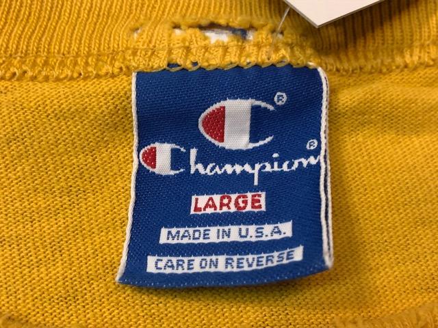 4月27日(土)マグネッツ大阪店スーペリア入荷!! #5 U.S.Old T-Shirt編! 80\'s Print & Champion、Russell!!_c0078587_1519653.jpg
