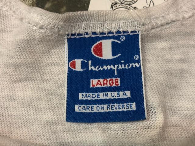 4月27日(土)マグネッツ大阪店スーペリア入荷!! #5 U.S.Old T-Shirt編! 80\'s Print & Champion、Russell!!_c0078587_15203428.jpg
