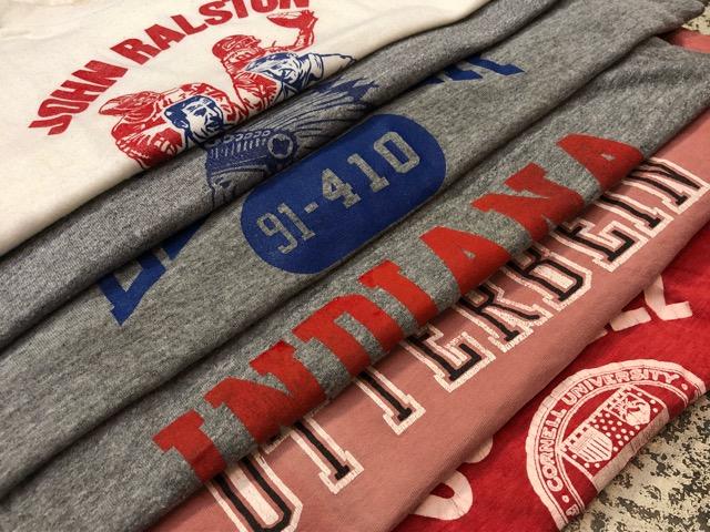 4月27日(土)マグネッツ大阪店スーペリア入荷!! #5 U.S.Old T-Shirt編! 80\'s Print & Champion、Russell!!_c0078587_15215337.jpg