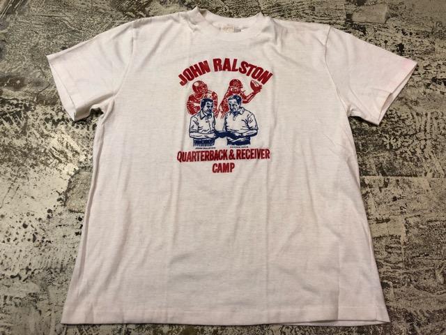 4月27日(土)マグネッツ大阪店スーペリア入荷!! #5 U.S.Old T-Shirt編! 80\'s Print & Champion、Russell!!_c0078587_15221151.jpg
