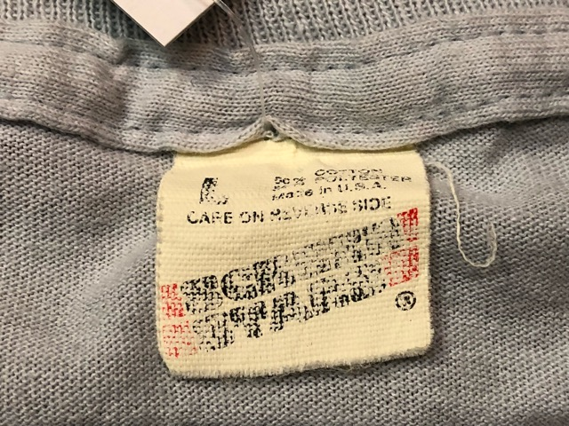 4月27日(土)マグネッツ大阪店スーペリア入荷!! #5 U.S.Old T-Shirt編! 80\'s Print & Champion、Russell!!_c0078587_154277.jpg