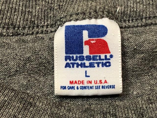 4月27日(土)マグネッツ大阪店スーペリア入荷!! #5 U.S.Old T-Shirt編! 80\'s Print & Champion、Russell!!_c0078587_15482394.jpg