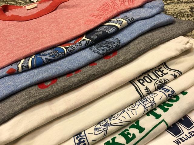 4月27日(土)マグネッツ大阪店スーペリア入荷!! #5 U.S.Old T-Shirt編! 80\'s Print & Champion、Russell!!_c0078587_15504728.jpg