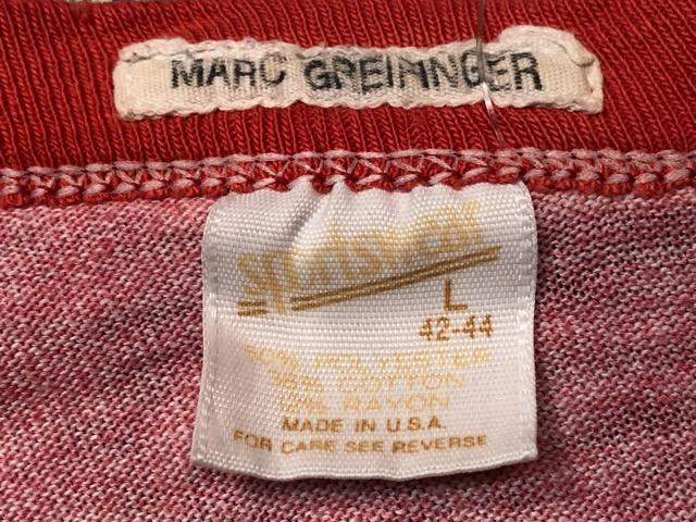 4月27日(土)マグネッツ大阪店スーペリア入荷!! #5 U.S.Old T-Shirt編! 80\'s Print & Champion、Russell!!_c0078587_1551935.jpg