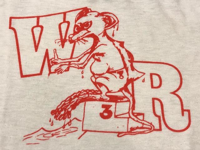 4月27日(土)マグネッツ大阪店スーペリア入荷!! #5 U.S.Old T-Shirt編! 80\'s Print & Champion、Russell!!_c0078587_155419.jpg