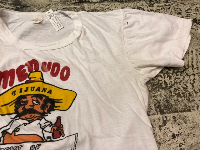 4月27日(土)マグネッツ大阪店スーペリア入荷!! #5 U.S.Old T-Shirt編! 80\'s Print & Champion、Russell!!_c0078587_1562012.jpg