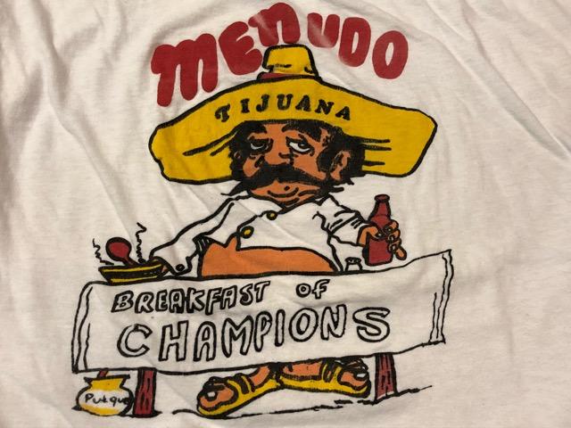 4月27日(土)マグネッツ大阪店スーペリア入荷!! #5 U.S.Old T-Shirt編! 80\'s Print & Champion、Russell!!_c0078587_1562793.jpg