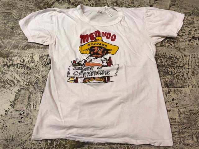 4月27日(土)マグネッツ大阪店スーペリア入荷!! #5 U.S.Old T-Shirt編! 80\'s Print & Champion、Russell!!_c0078587_156473.jpg