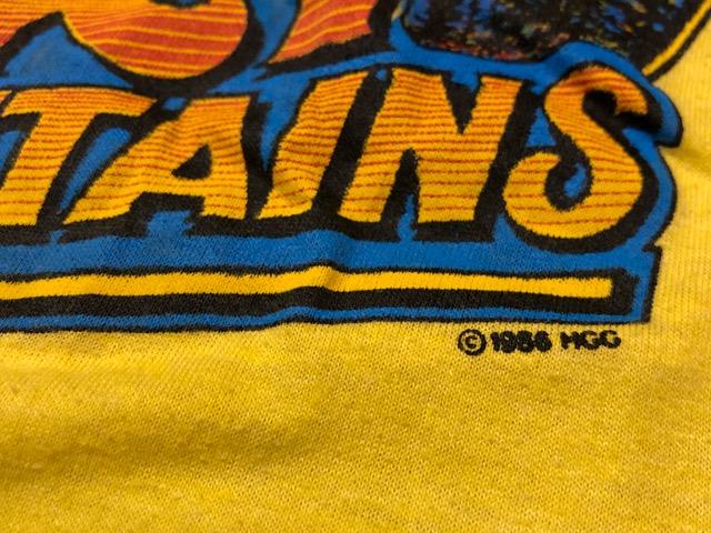4月27日(土)マグネッツ大阪店スーペリア入荷!! #5 U.S.Old T-Shirt編! 80\'s Print & Champion、Russell!!_c0078587_1583967.jpg