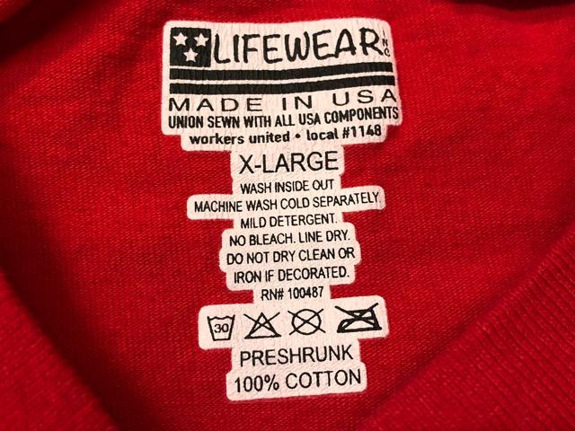 4月27日(土)マグネッツ大阪店スーペリア入荷!! #5 U.S.Old T-Shirt編! 80\'s Print & Champion、Russell!!_c0078587_159359.jpg