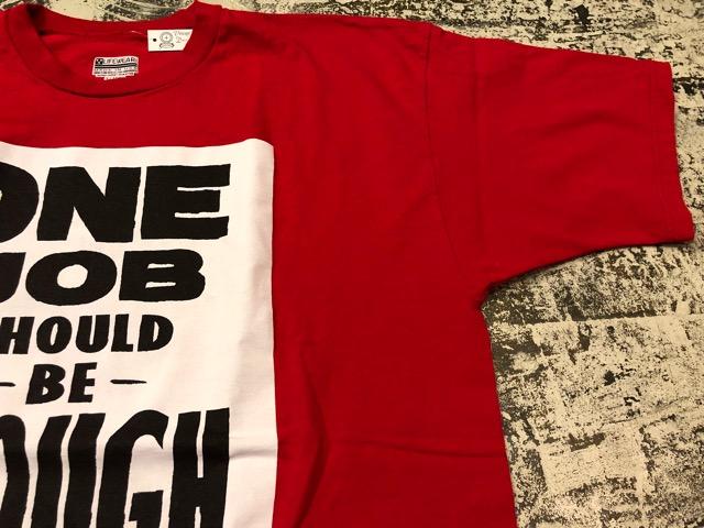 4月27日(土)マグネッツ大阪店スーペリア入荷!! #5 U.S.Old T-Shirt編! 80\'s Print & Champion、Russell!!_c0078587_159416.jpg